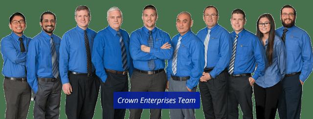 Crown Enterprises Team